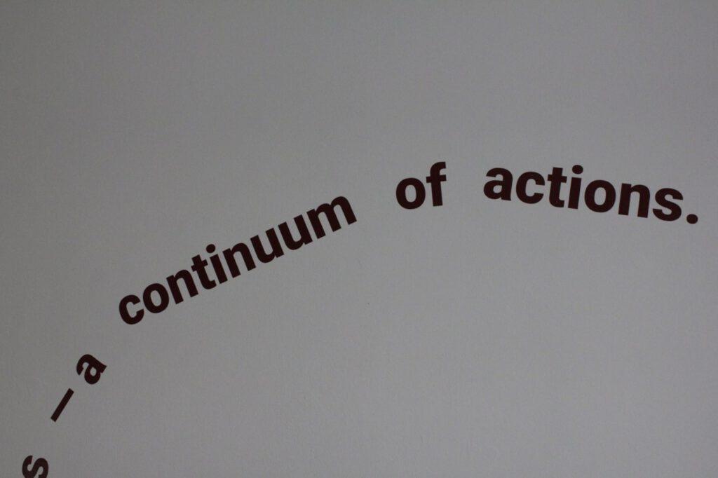 Aleatorium (Detail)